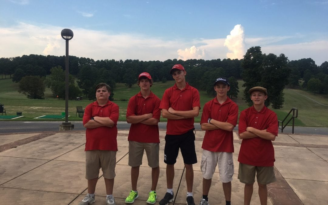 Mena Golf Team Takes Another Win