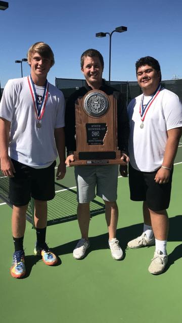 Zeb Wilson & Payton Medlin Win 4A State Runner-Up