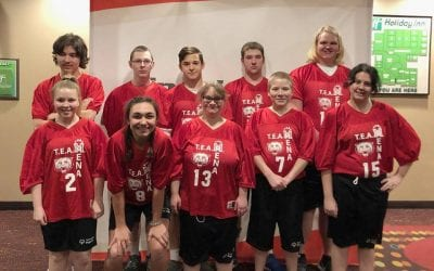 MHS Unified Floor Hockey Team wins Gold!