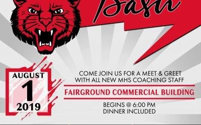 Bearcat Bash Tickets Available!