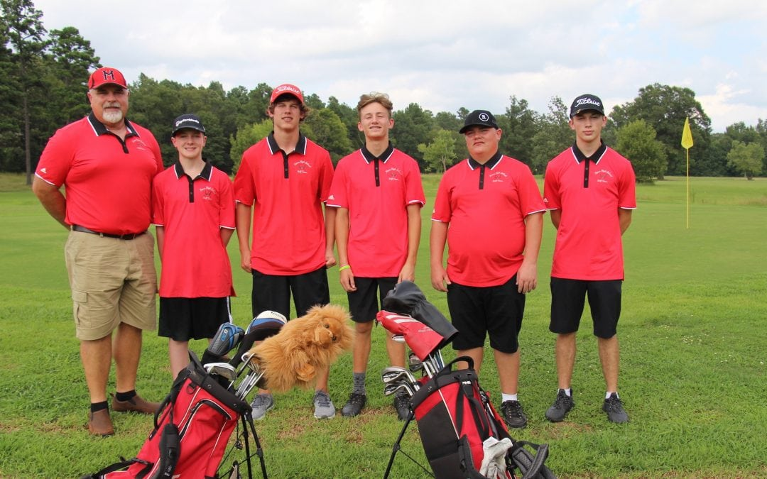 MHS Golf Have Eyes on State Championship