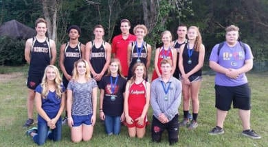 Cross Country Kicks Off The Season
