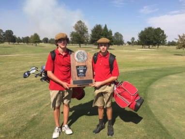 Mena Golf Wins State Runner-Up