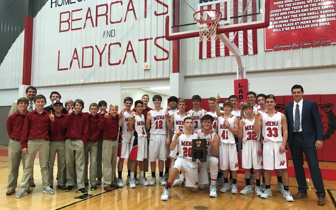 Jr Bearcats Win Union Bank Tournament