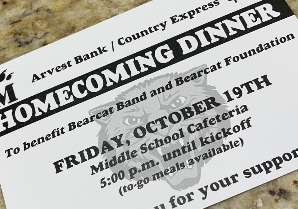 Country Express & Arvest Bank Fundraiser